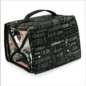 Mary Kay ROLLED Up Makeup Bag
